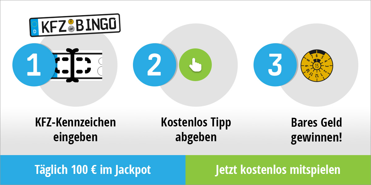 Geld gewinnen im BINGO – täglich 100 Euro!