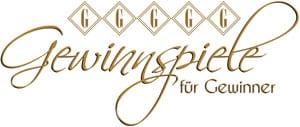 🍀 Gewinnspiele für Gewinner Logo