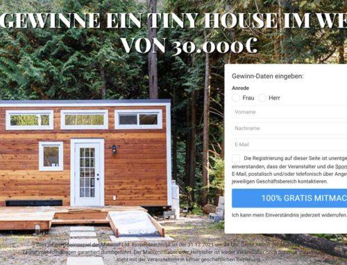 Tiny House gewinnen