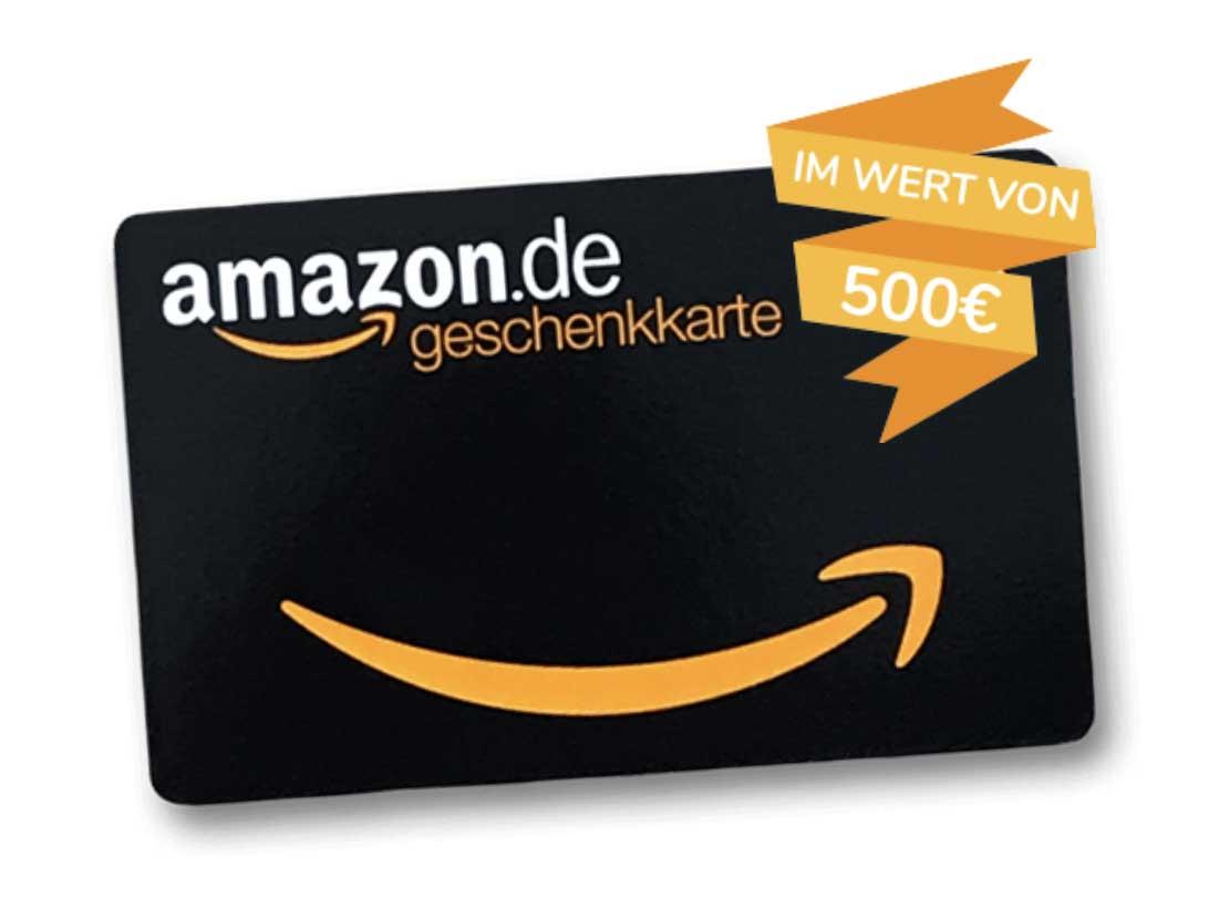 Amazon-Gutschein-gewinnen